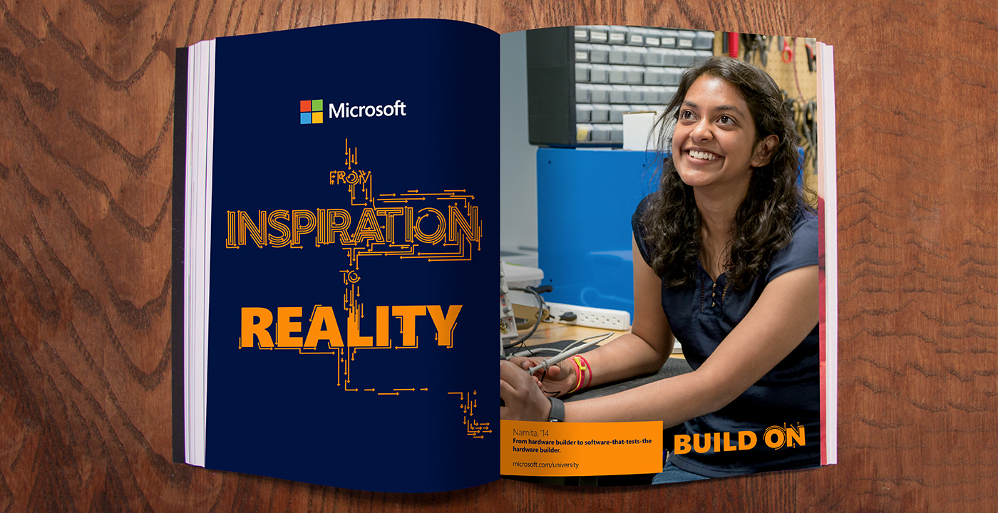 Microsoft Recruitment Campaign 4