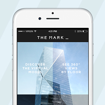 The Mark Real Estate Branding