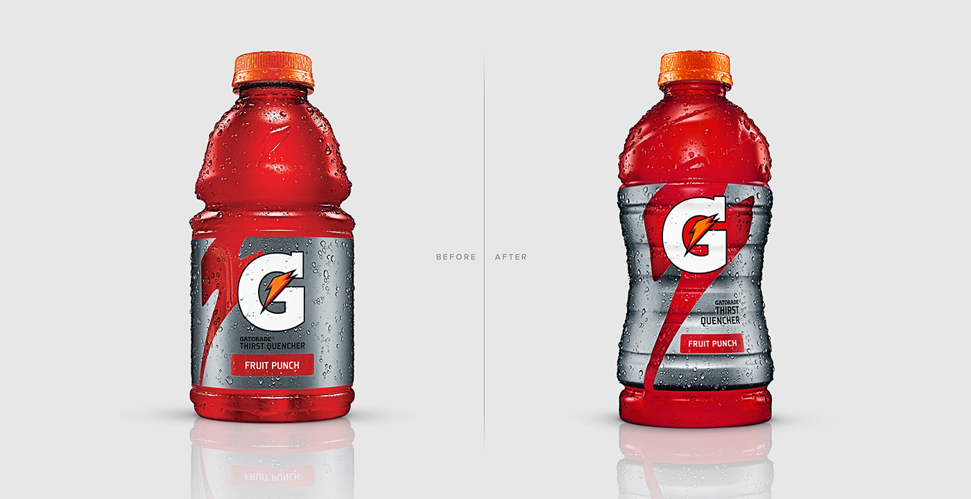 Gatorade Bottle Design 1
