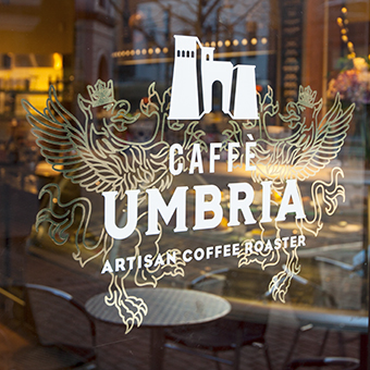 Caffè Umbria Brand Refresh