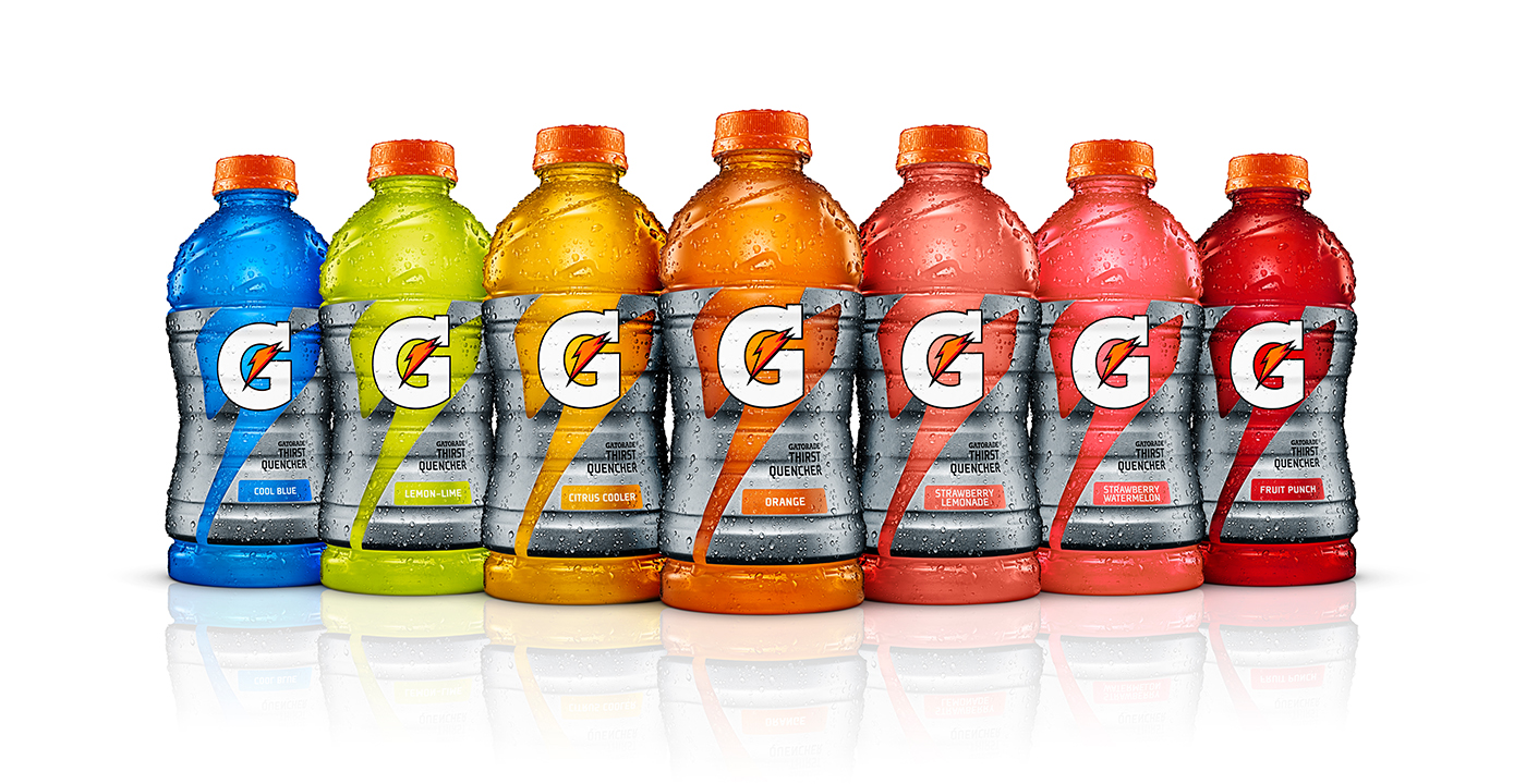 Gatorade Bottle Design 5