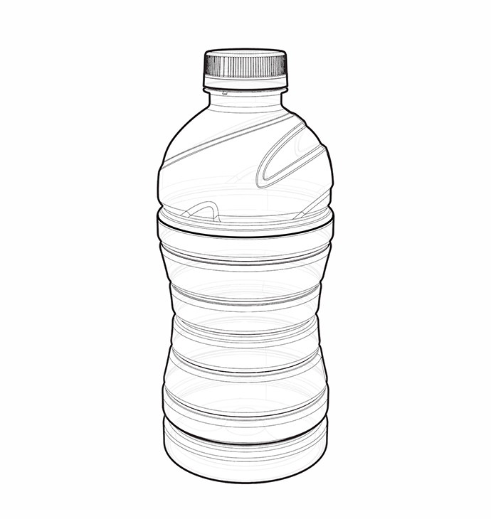 Gatorade Bottle Design 3