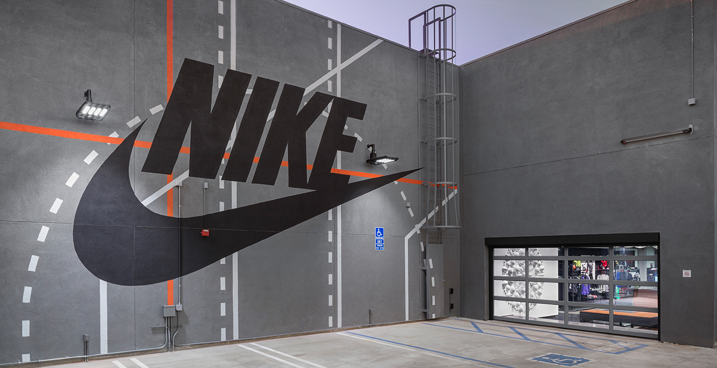 Nike Community Stores