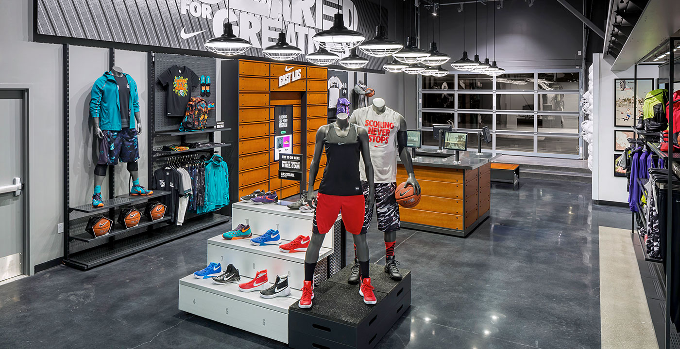 Nike Community Stores 14
