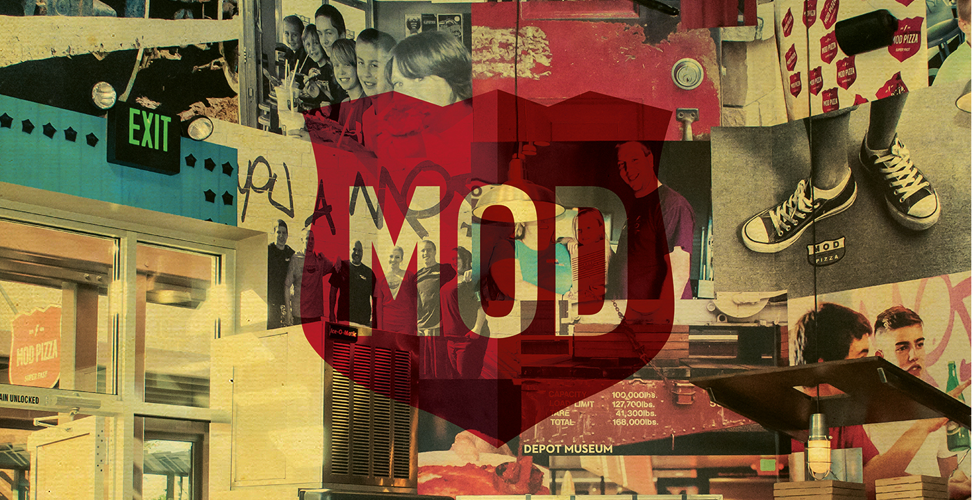 Mod Pizza Re-Branding