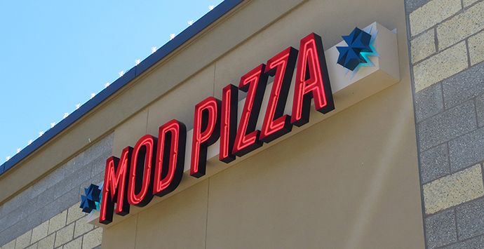 Mod Pizza Re-Branding 6