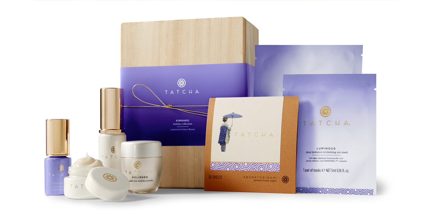 Tatcha Packaging