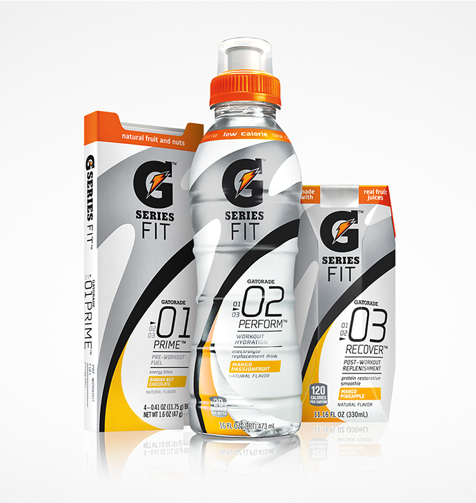 Gatorade Brand Partnership 9