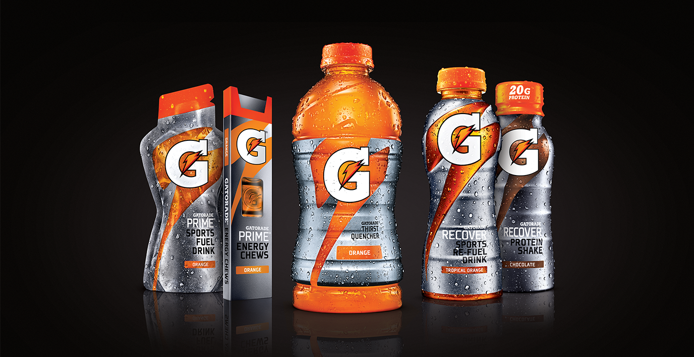 Gatorade Brand Partnership 1
