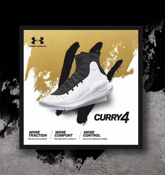 Under Armour Curry 4 4