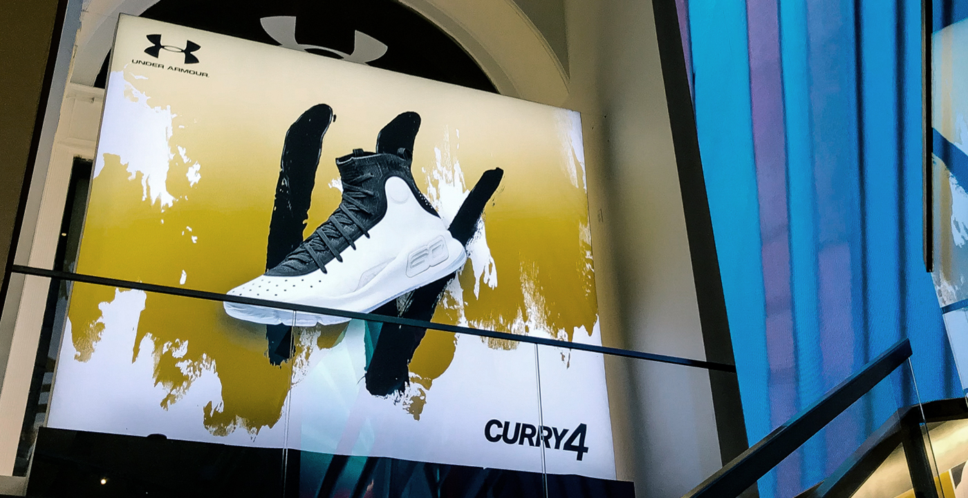 Under Armour Curry 4 8