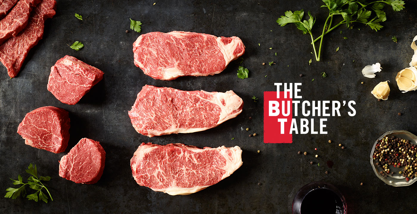 The Butcher's Table