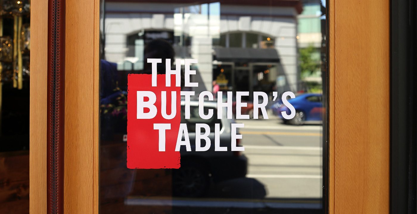 The Butcher's Table 3