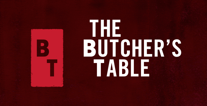 The Butcher's Table 2