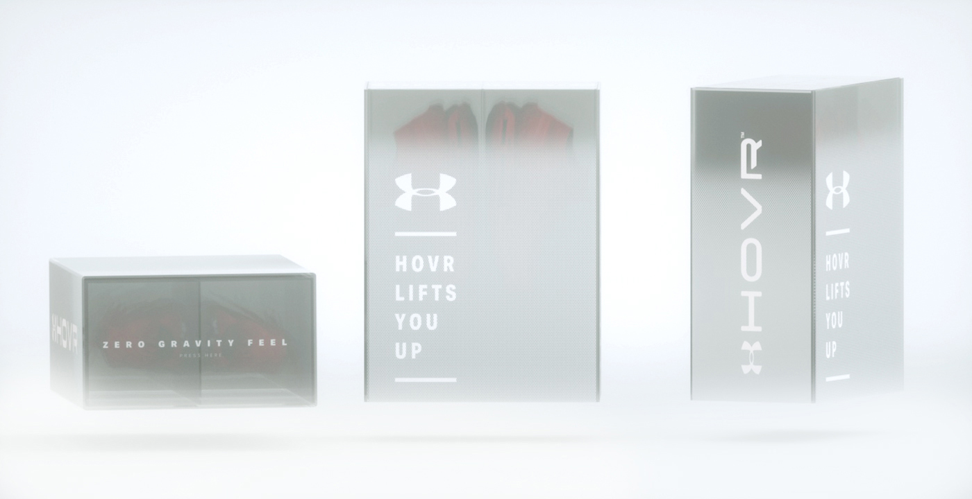 Under Armour HOVR Launch 4