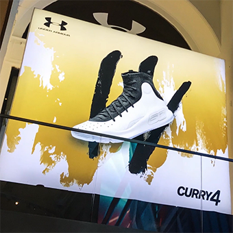 Under Armour Curry 4 ADDYs Video
