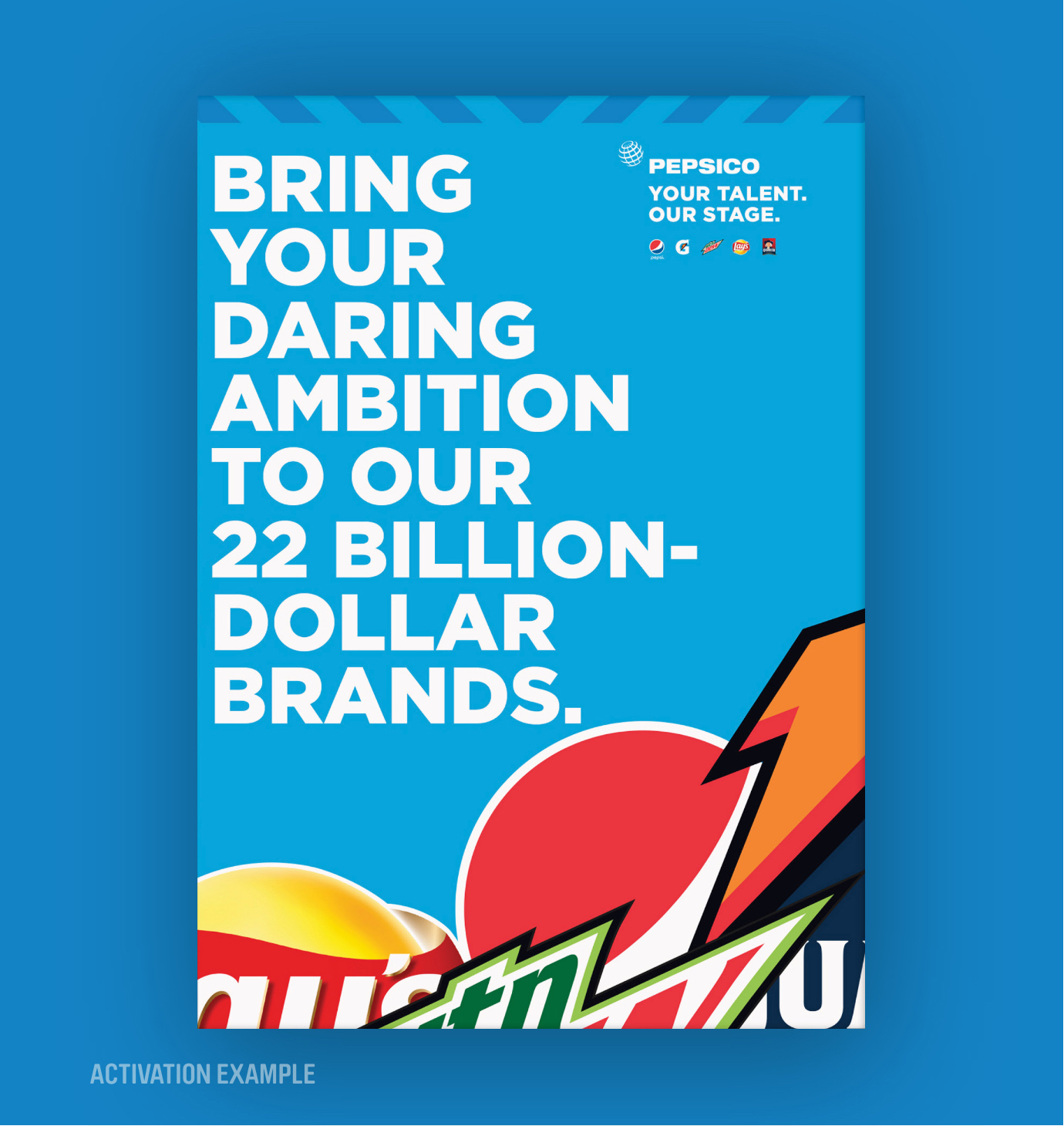 PepsiCo Internal EVP Activation 6